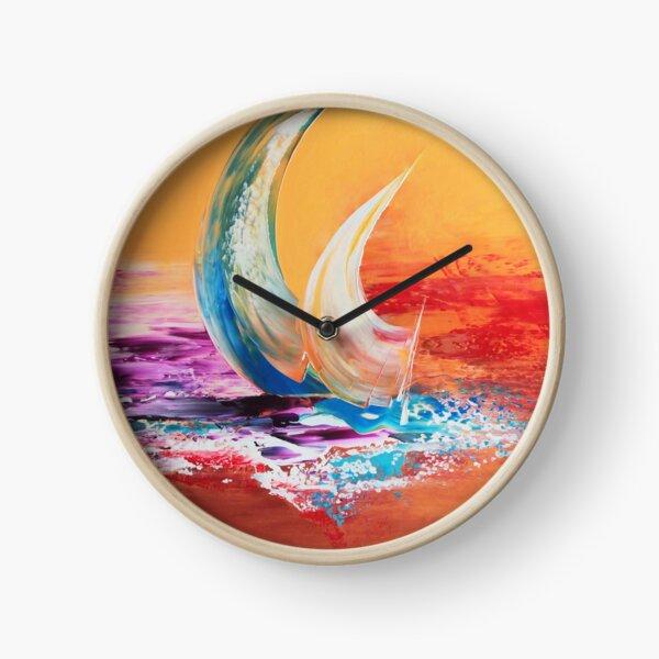 Tandem Horloge