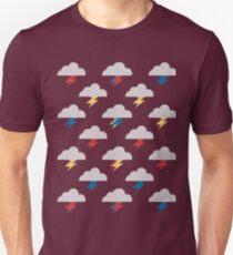 Thunderclouds Unisex T-Shirt