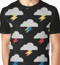 Thunderclouds Graphic T-Shirt