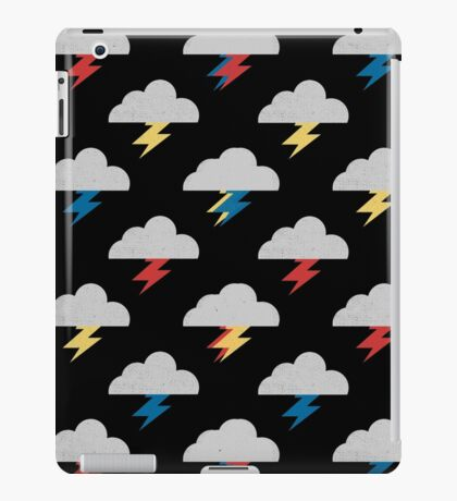 Thunderclouds iPad Case/Skin