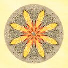 Sacred in the Ordinary Mandala by Gail S. Haile