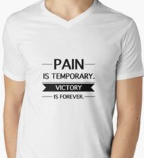 Pain is Temporary, Victory is Forever T-Shirt