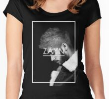 Zayn Malik Women's Fitted Scoop T-Shirt