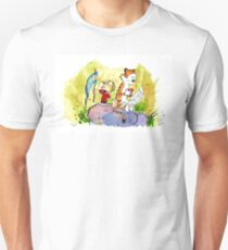 Adventure with Calvin & Hobbes T-Shirt