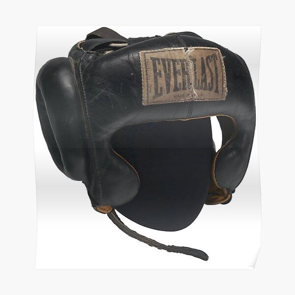 Everlast Boxing Head Guard Poster