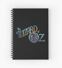 wizard of rims Spiral Notebook