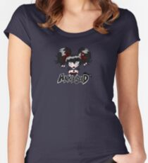 Annyseed Women's Fitted Scoop T-Shirt