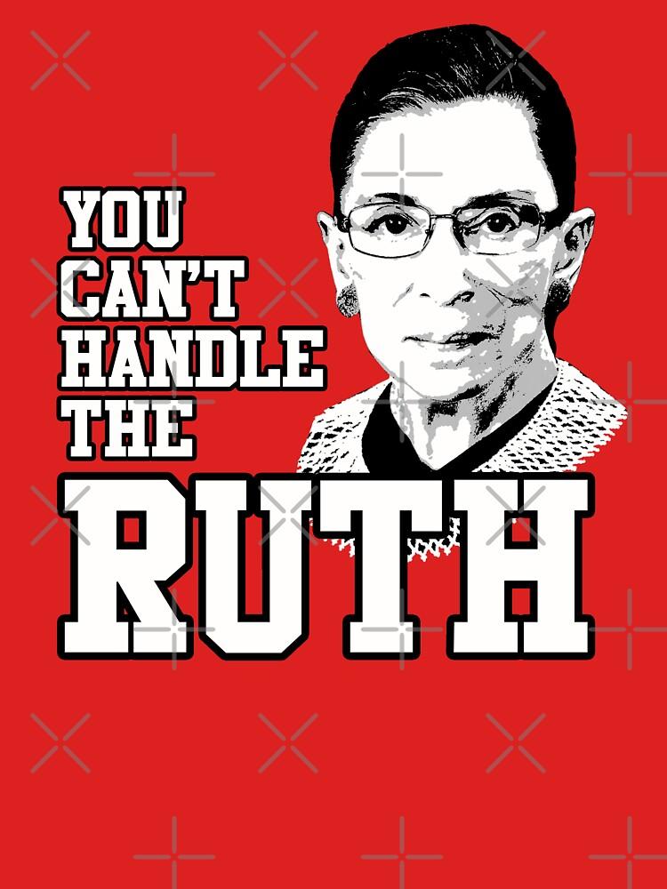 Du kannst mit dem Ruth nicht umgehen von popdesigner