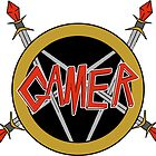 Metal Gamer by WaywardMuse