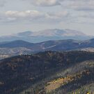 New Mexico - Wheeler Peak Area 12,000 ft - Red River by seymourpics