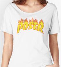 Poser Women's Relaxed Fit T-Shirt