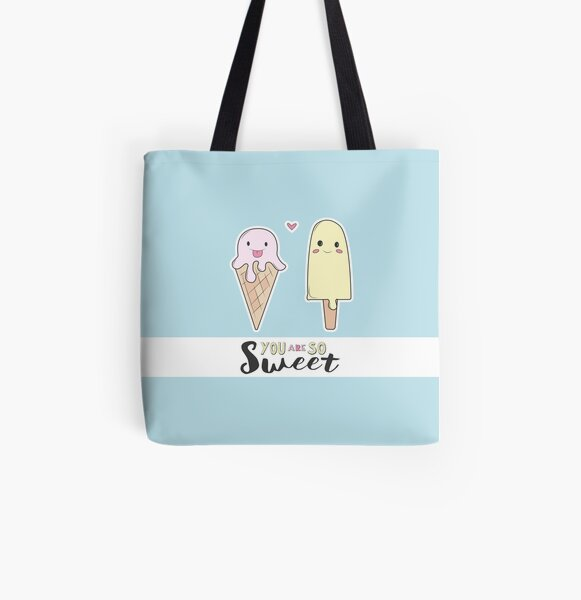 You are so sweet Allover-Print Tote Bag