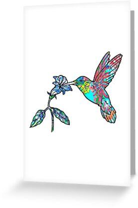 Hummingbird by sholsbeke