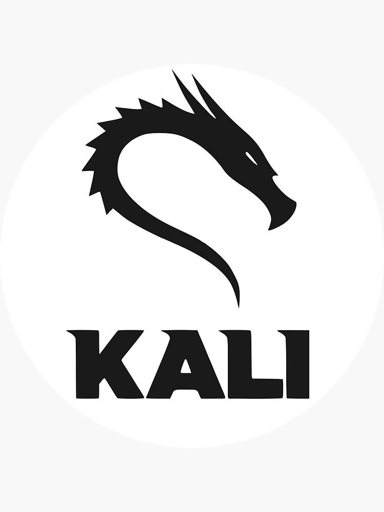 Kali GNU + Linux Logo by GNULinux