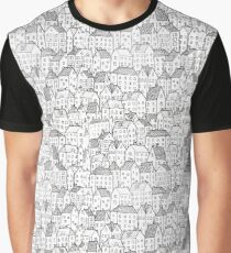 Houses Graphic T-Shirt