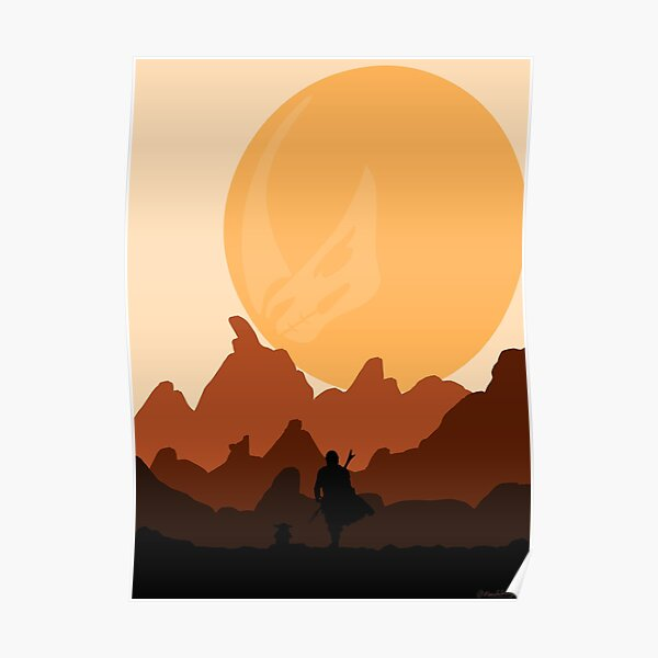 Mudhorn Sun Poster