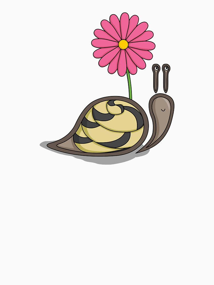 Sadie the Snail by ValerieDesigns