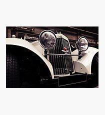 Aston Martin 1939 Photographic Print