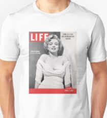 Marilyn Monroe LIFE Cover T-Shirt