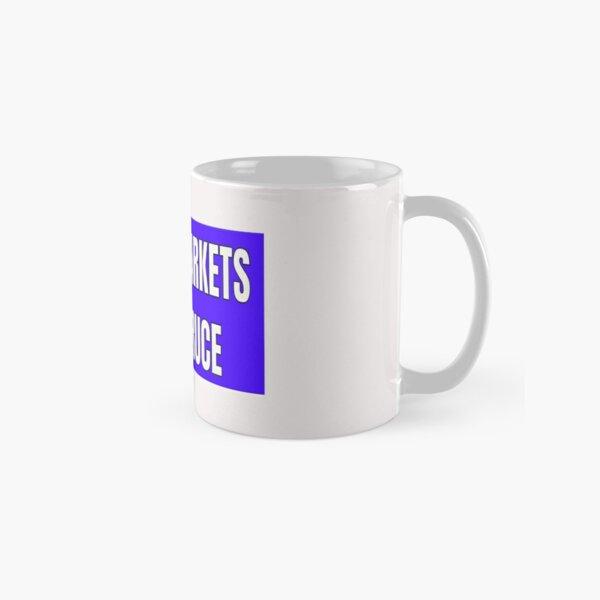 STOCK MARKETS WITH BRUCE Classic Mug