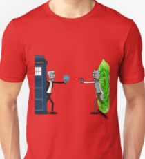 RICKTIONS IN TIME AND SPACE T-Shirt