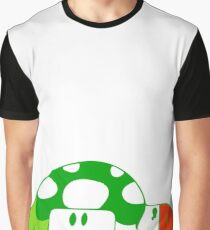 1up to life, no forfait Graphic T-Shirt