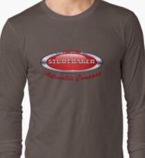 Studebaker  badge T Shirt  Long Sleeve T-Shirt
