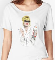 Patsy Stone AbFab Prost Darling Loose Fit T-Shirt