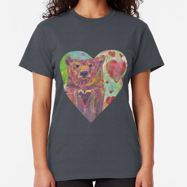 Share the Bear (Green) - 2014 Classic T-Shirt