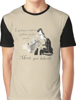 Nick Cave - To the toiler, the spoils. Graphic T-Shirt