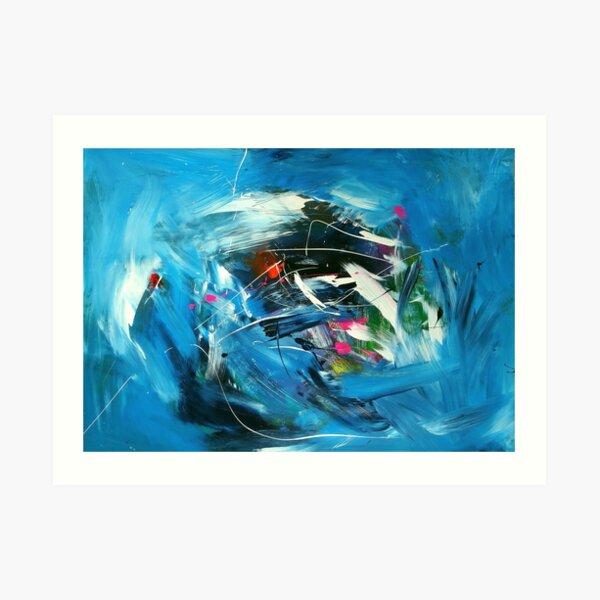 Turbulence Kunstdruck