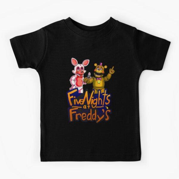 Cinco noches en freddy's Camiseta para niños