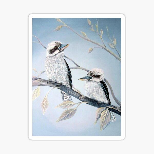 Cool Kookaburras Sticker