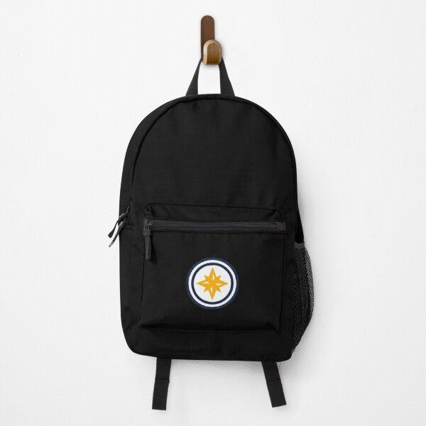 Wheeling Flag Emblem Backpack