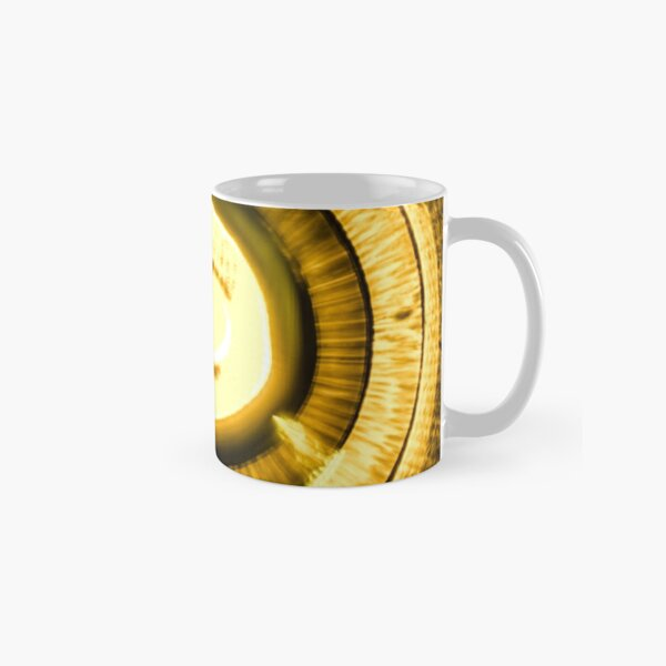 Iris Golden Classic Mug