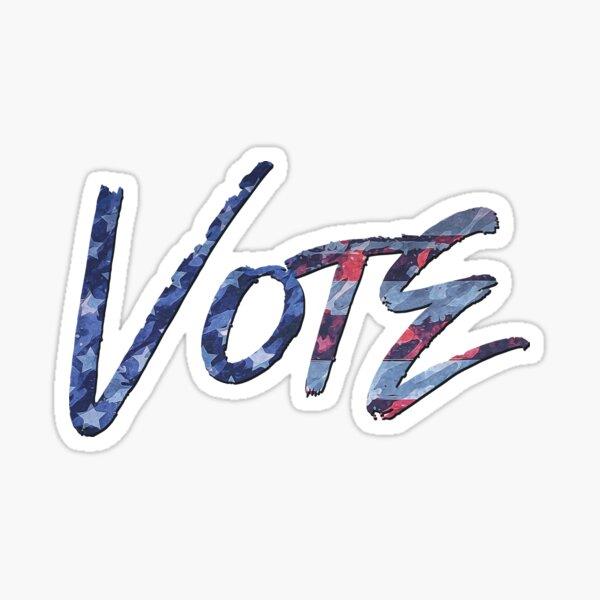 Vote USA Sticker