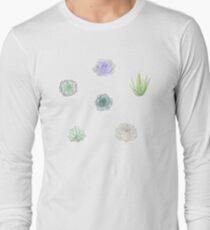 Small Succulents T-Shirt