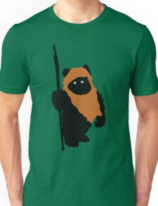 Ewok Bear, Star Wars Unisex T-Shirt