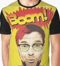 BOOM!!! Jurgen Klopp Graphic T-Shirt