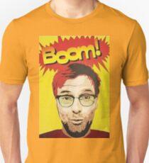 BOOM!!! Jurgen Klopp Unisex T-Shirt