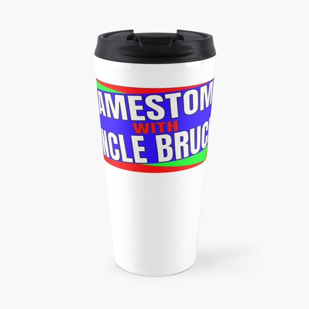 Gamestomp With Uncle Bruce Travel Mug