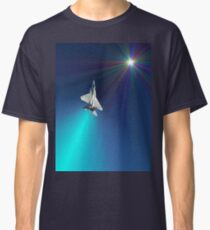 Shoot For The Sky - USAF F15D Design Classic T-Shirt