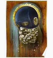 """Masked Hercules"" Poster"