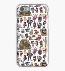 Cute Gravity Falls Doodle iPhone Case/Skin