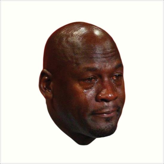 Crying Jordan