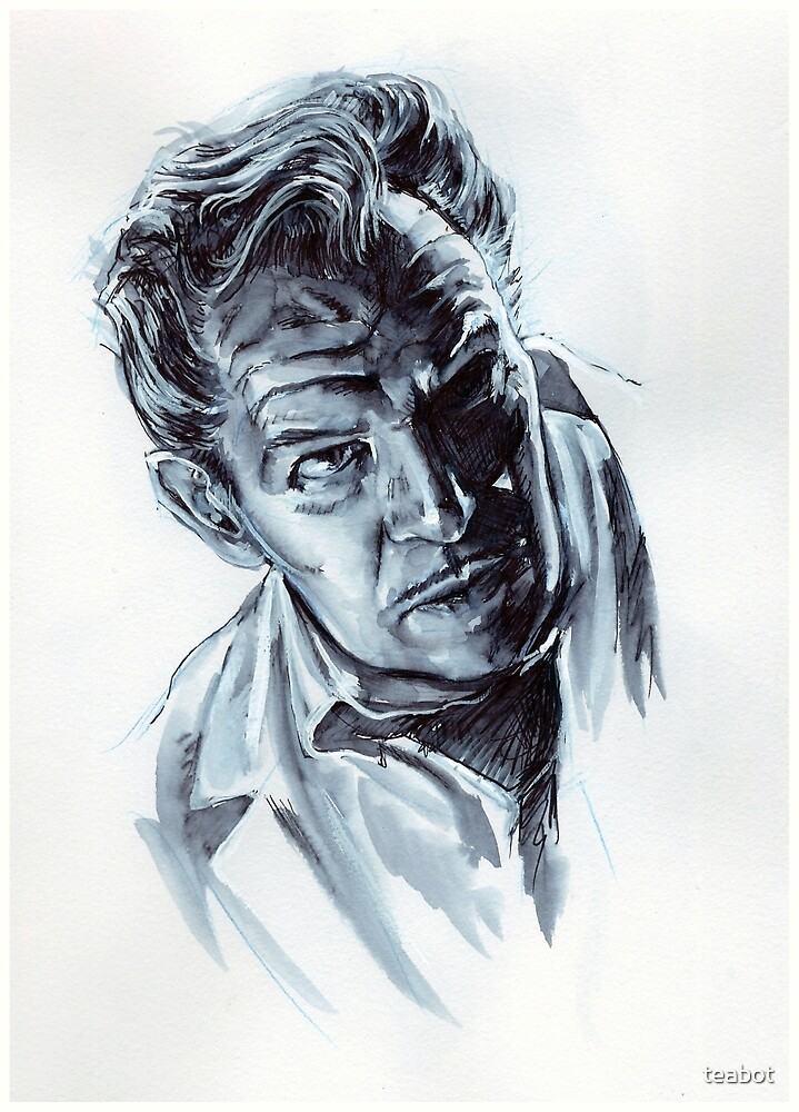 Vincent Price - The Tingler by teabot
