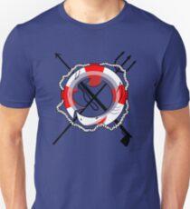 Shark Lifebuoy Unisex T-Shirt