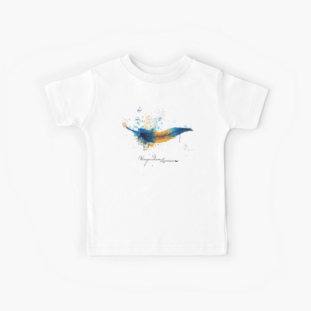 Wingardium Leviosa Kinder T-Shirt