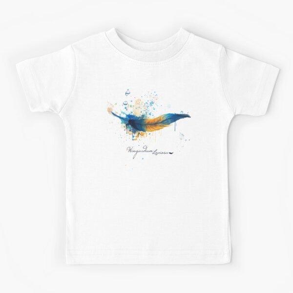 Wingardium Leviosa Kids T-Shirt