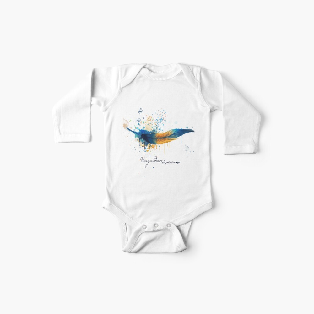 Wingardium Leviosa Baby Body